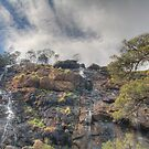 Waterfall HDR - 'Bells Waterfall' by Tim Slade