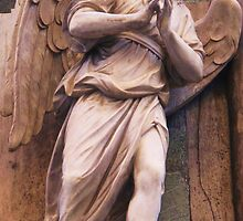 Peaceful Renaissance Angel by creativetravler
