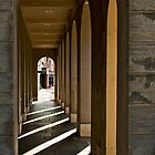 Town center Arches by IanJohnston