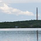 Vale Inco Smokestack by Janet Young