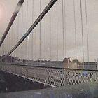Clifton Suspension Bridge  by StephLanfear