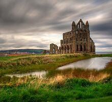 Whitby Abbey by MarkCann