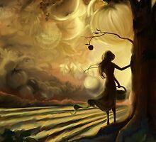 Impending Harvest by Heather Rinehart
