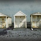 Faded Seaside Glamour by Simone Riley