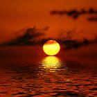 Sunset- II by RajeevKashyap