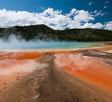 Grand Prismatic Spring by JimGuy