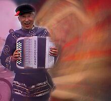 Polka Man 2 - Time Portal by Tama Blough