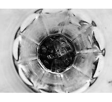 Last bit of tea Photographic Print
