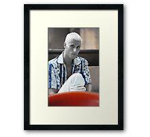 Heiko Framed Print