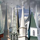 City of Churches by BCallahan