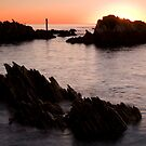 Sharks Tooth Dawn by KensKaikoura