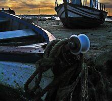 Dreaming of the sea by TaniaLosada