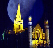Sacred Heart Cathedral ~ Bendigo © by Clive
