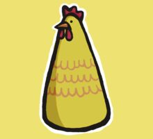 Chicken Head by lauriepink
