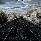 Parallel Lines (IR) by Pepperkayn