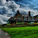 Redtail Golf Club - Storm Clearing by lisabella