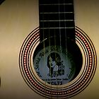 Folk Guitar by Judi Taylor