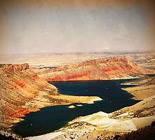 Sheep Creek Overlook - Flaming Gorge, Utah by Ryan Houston