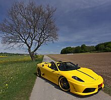 Novitec Rosso 430 Scuderia 16M by Jan Glovac Photography