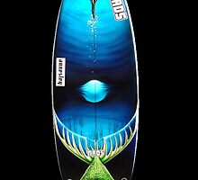 SURFBOARD ART by vinn
