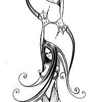 Marmaid twins concept. by vinn