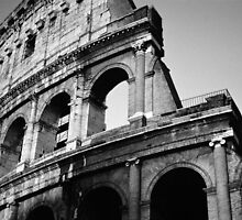 Colosseo by Andrew Vinciullo