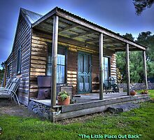 The Little Place Out Back by Garry Quince