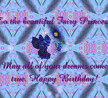 Happy Birthday by Greta  McLaughlin