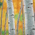 Aspen Grove by Christopher Clark