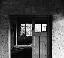 Abandoned Doorway by Stephen Robinson