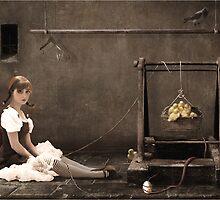 Doll ( her life ) by Larissa Kulik