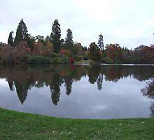 Sheffield Park Garden, East Sussex by DJ-Stotty