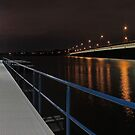New Mount Henry Bridge Jetty - Western Australia  by EOS20