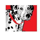 Spotted Dogs Rule! by AnimalHealerArt