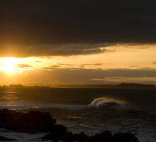 Somerset Beach, NW Tasmania by Kristi Robertson