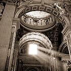 St Peter's Light by AriseShine