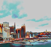 San Francisco, California, USA by NancyC