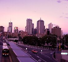 Brisbane by amccoan