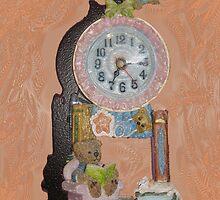 Teddy Story Time by Linda Miller Gesualdo