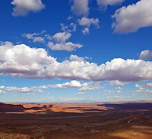 Valley of the Gods by AOrlemann