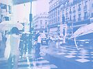 Parisian Rain by schizomania