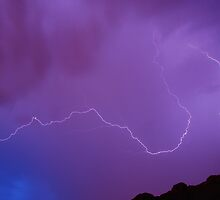 Lightning  by Conor Quinlan