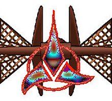 Klingon Panel by KirneH001