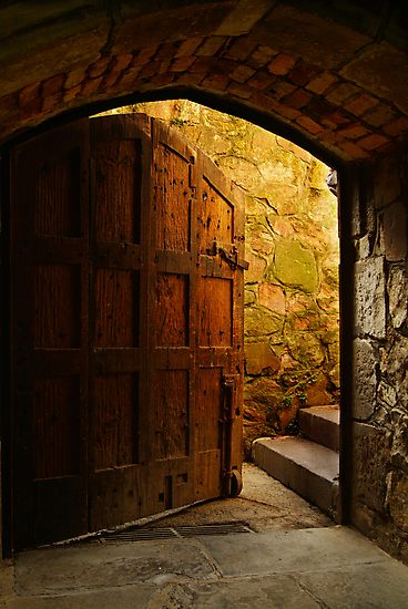 Doorway by Joe Mortelliti