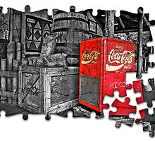 Coca Cola - Jigsaw by photoshotgun