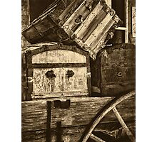 Moving Day Photographic Print