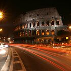 Rome, The Coliseum by tintinvb