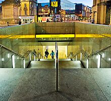 Metro, Newcastle. by maxblack