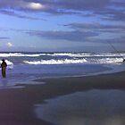 Beachcasting by Fossdos