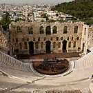 Dionysus Theater by phil decocco